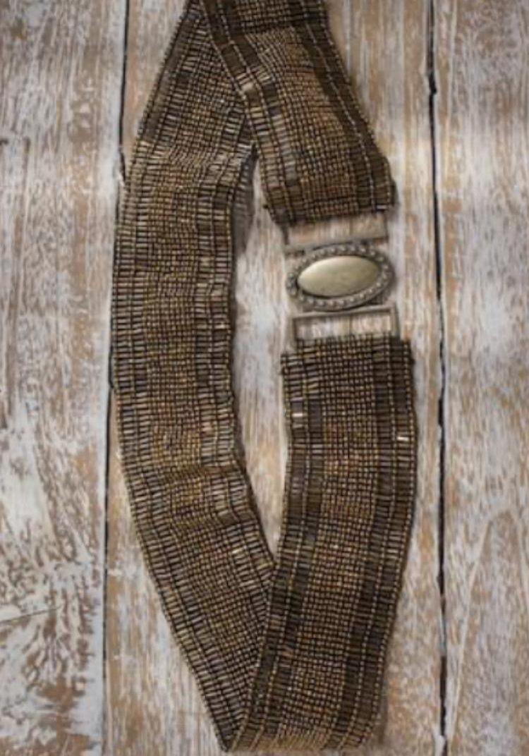 Egyptian Gold Belt